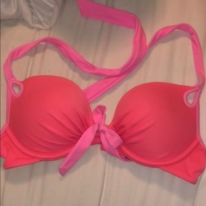 vs gorgeous push up bikini top